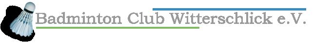 Badminton Club Witterschlick e.V.